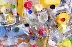 Mixed Plastics #3-#7s