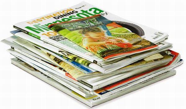 Coated Books/ Magazines