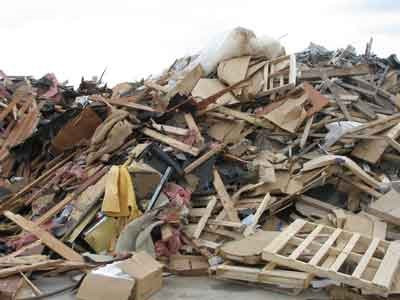 Construction and Demolition Material