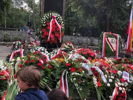 75. Rocznica Powstania Warszawskiego