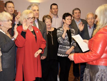 Zebranie Sprawozdawczo-Wyborcze Gminy 1 w Toronto