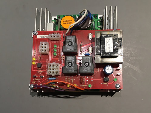 Landice Motor Speed Control and Relay Board