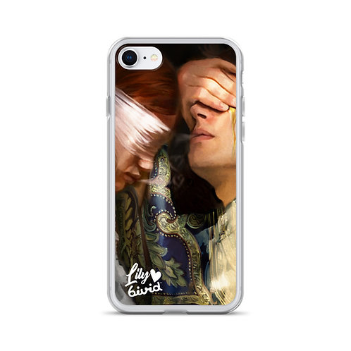 "Funda Iphone Lily ❤️ bivid - ""Chançon d'amour"""