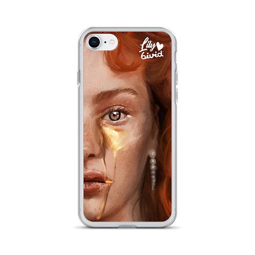 """Funda Iphone Lily ❤️ bivid - """"Pecat"""" - amb *brilli brilli!!!"""