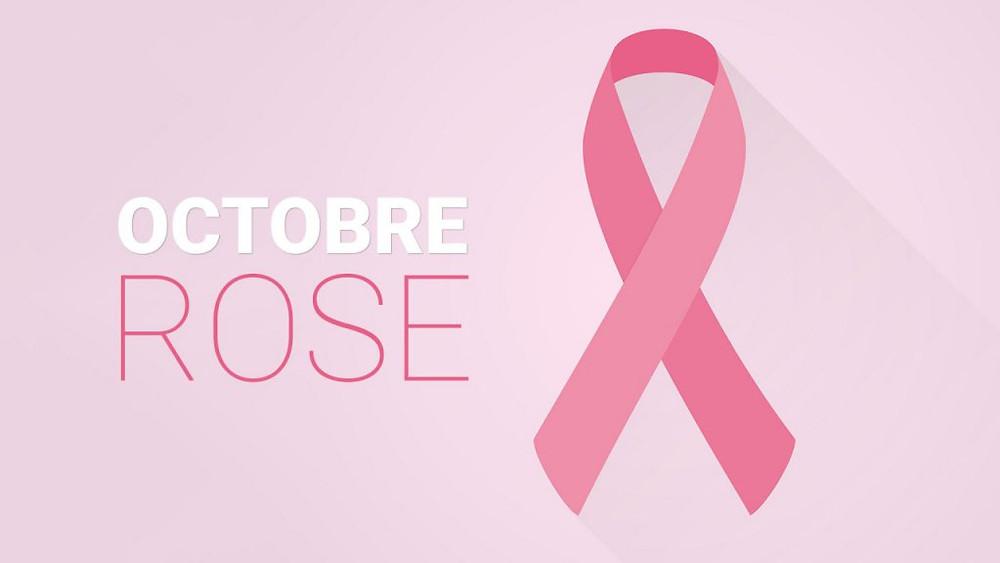 Octobre rose, pour le dépistage précoce du cancer du sein