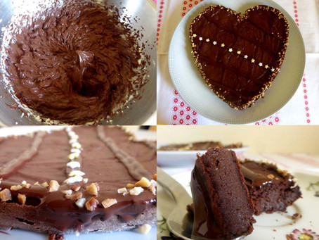 Gâteau ultra fondant choco ricotta (sans beurre)