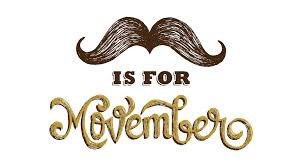 on n'oublie pas movember !