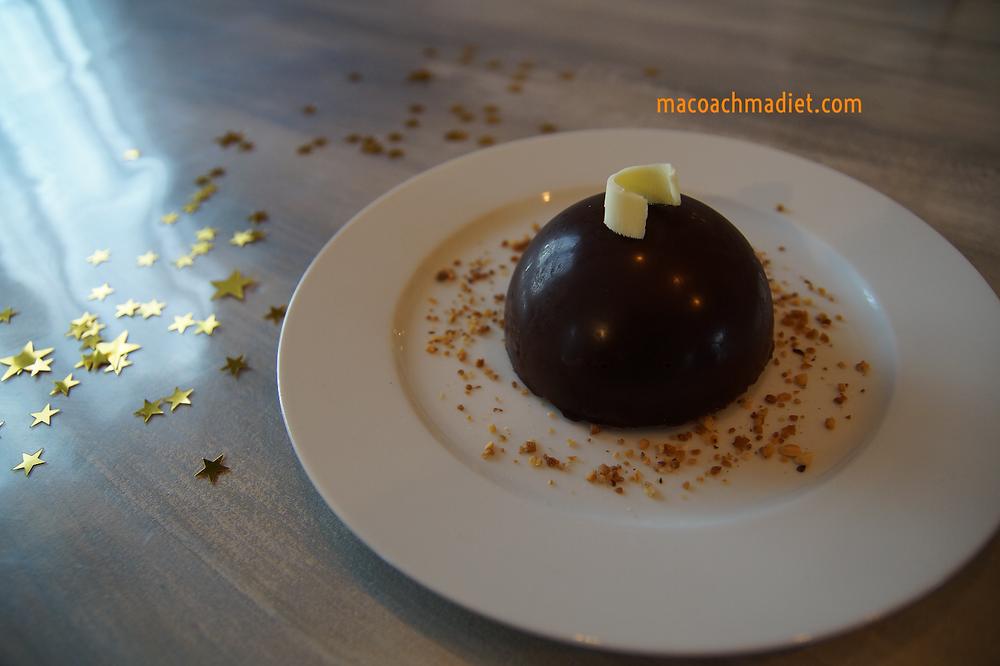 dôme chocolat macoachmadiet