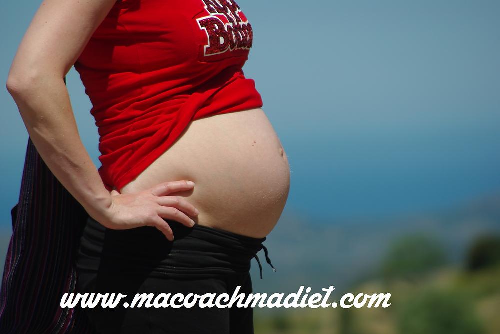 grossesse et périnée Ma Coach Ma Diet