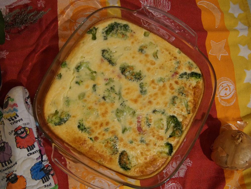 clafoutis de légumes,recette anti-gaspi, macoachmadiet