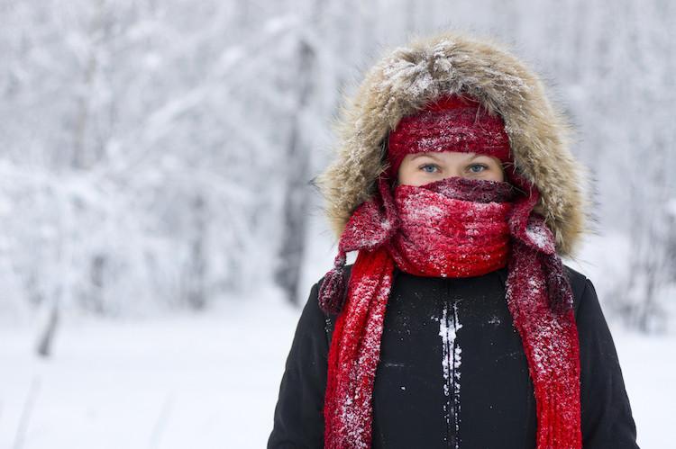 protéger les muqueuses du froid