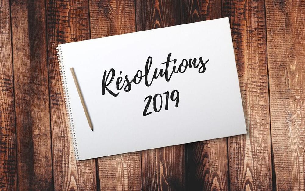 les bonnes résolutions ? bonne idée ?
