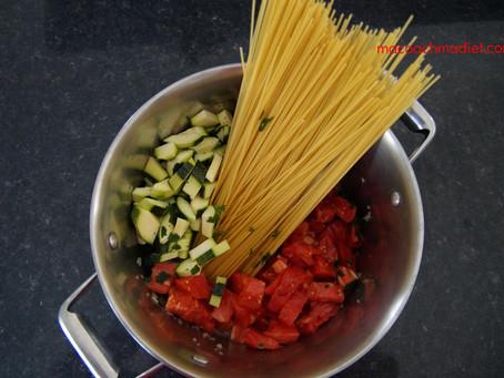 Une idée pour passer moins de temps en cuisine...