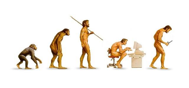 l'évolution ou l'involution ?