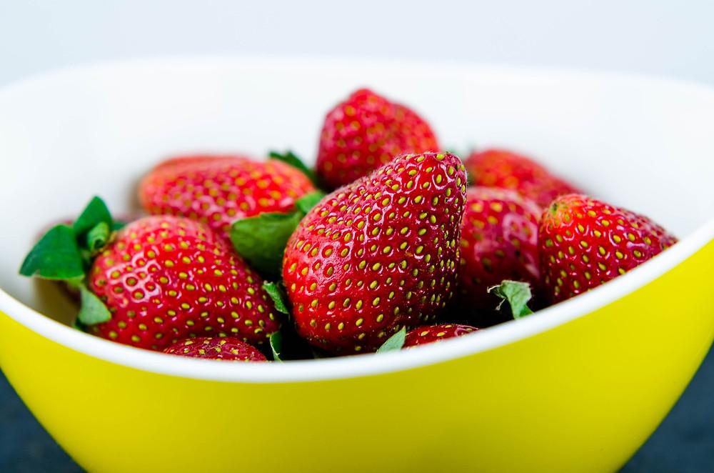 patience, les fraises seront bientôt là