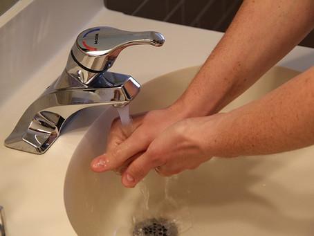 Lavez vous les mains !