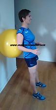 Cécile Coach sportif Dijon exercices