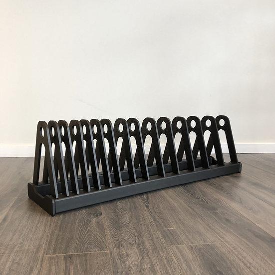 Horizontal Plate Rack