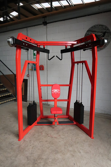 Animal Dual Stack High Pulley row
