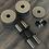 Thumbnail: Pack Haltères de 5kg à 30kg Eco Dumbbells