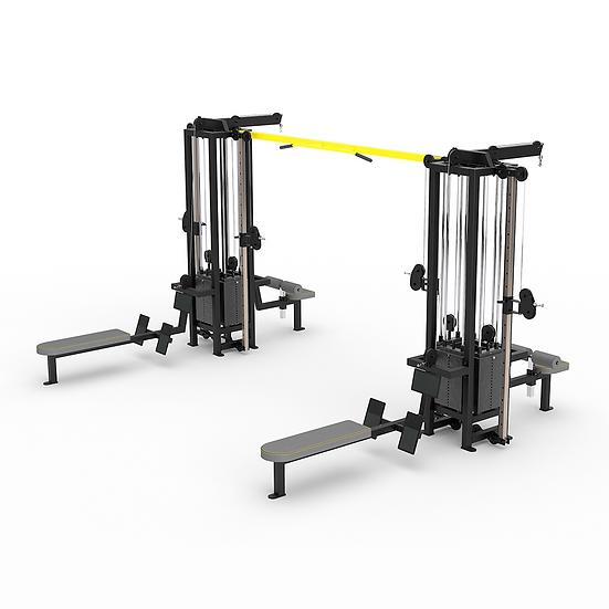 Eight Station Multi-Gym