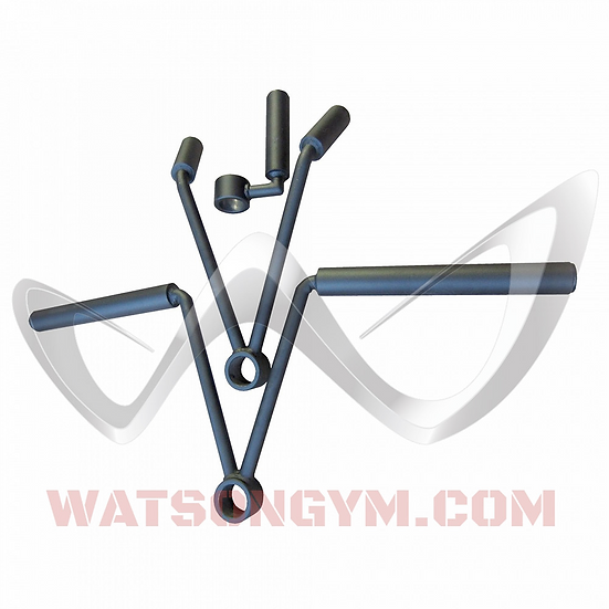 Thick Grip Grappler Attachment Package