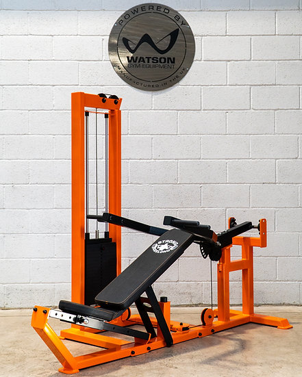 SS ADJUSTABLE SHOULDER PRESS
