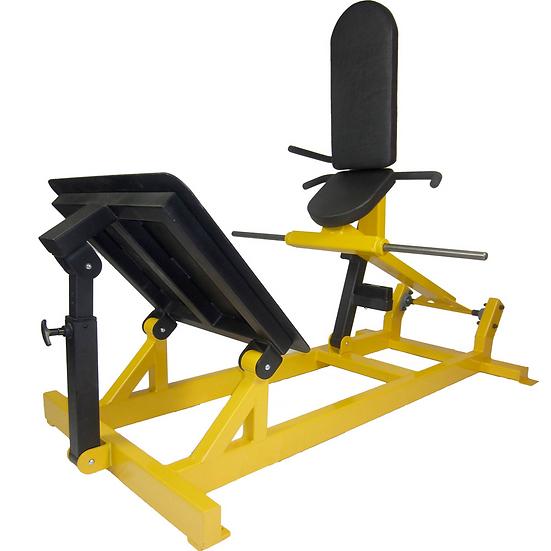 Rear Pivot Plate Loaded Leg Press