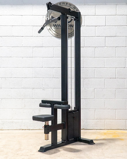 SS LAT PULLDOWN Finition Blue