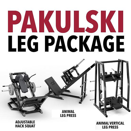 Pakulski Leg Package