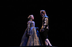 Ophelia & Hamlet