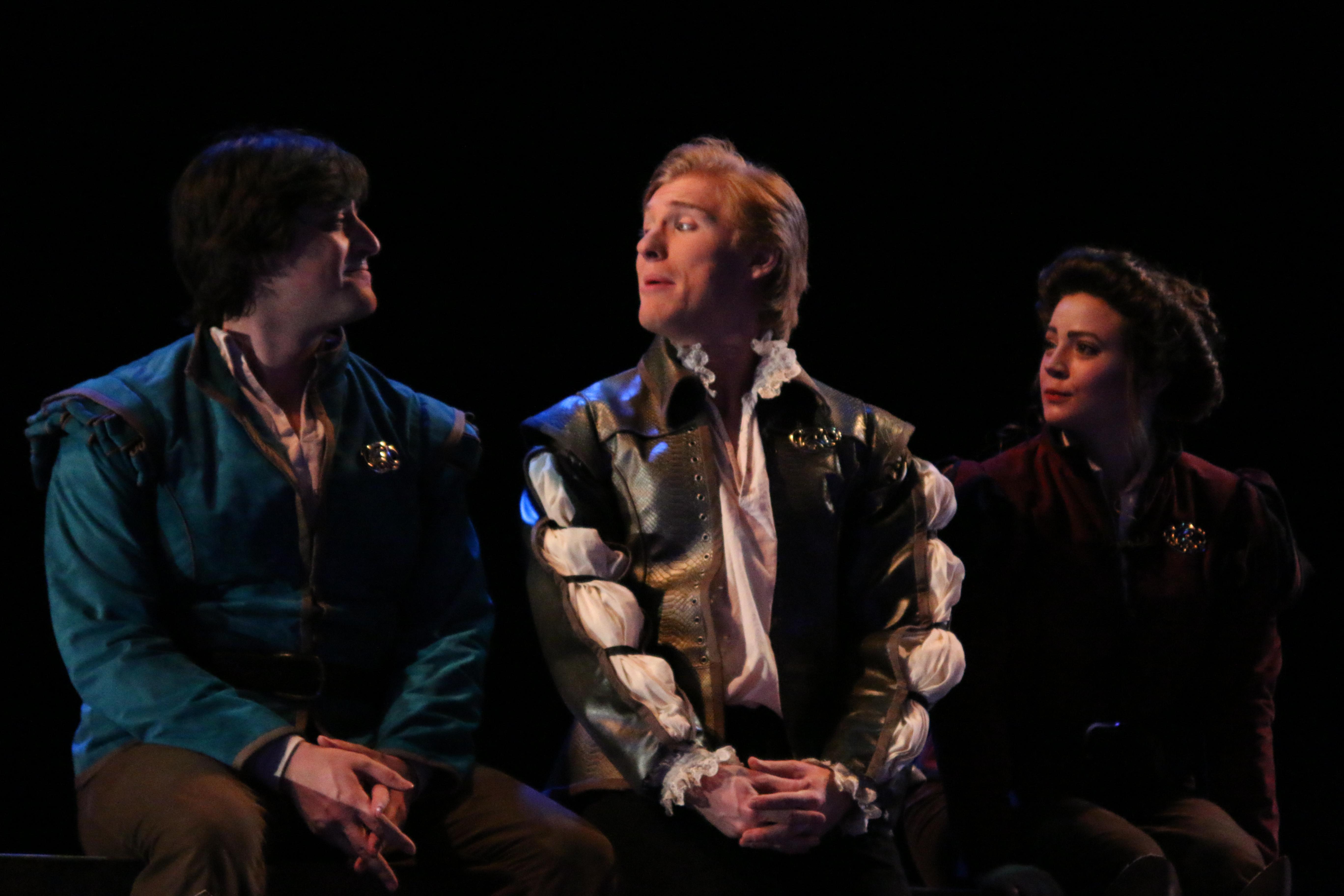 Rosencrantz, Guildenstern, & Hamlet