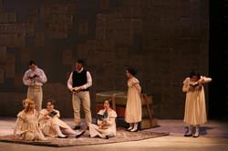 Rev. Brontë instructs his children