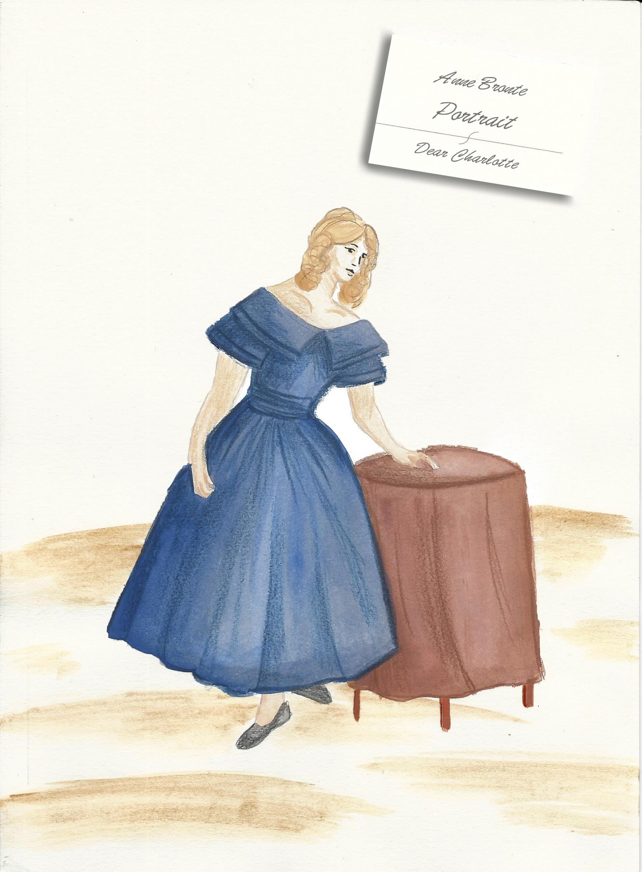 Anne - Portrait