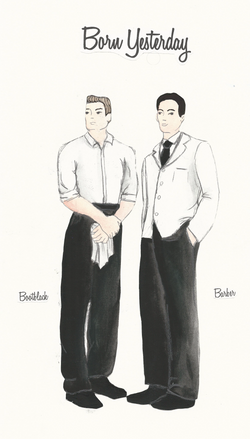 Bootblack & Barber