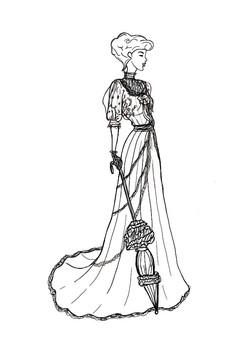 Raymonde Sketch