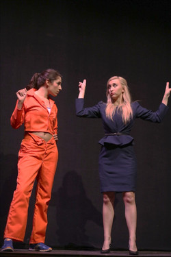 Brooke & Elle - Legally Blonde