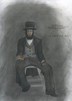 Lincoln - Abe Costume