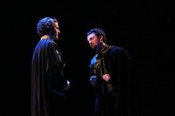 Laertes & Polonius