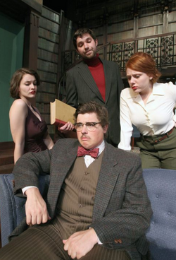 Publicity Shot for Learned Ladies