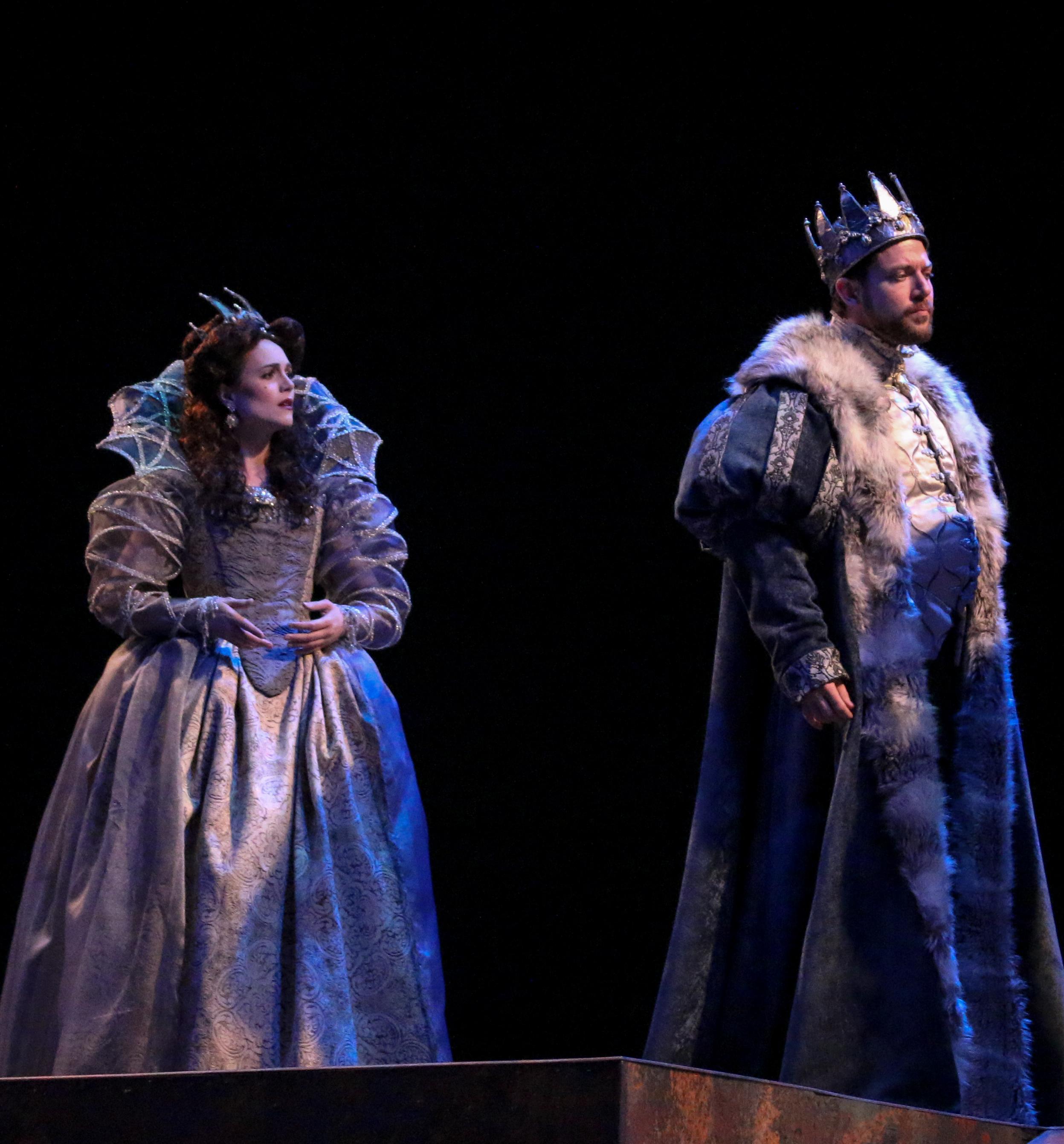 Gertrude & Claudius