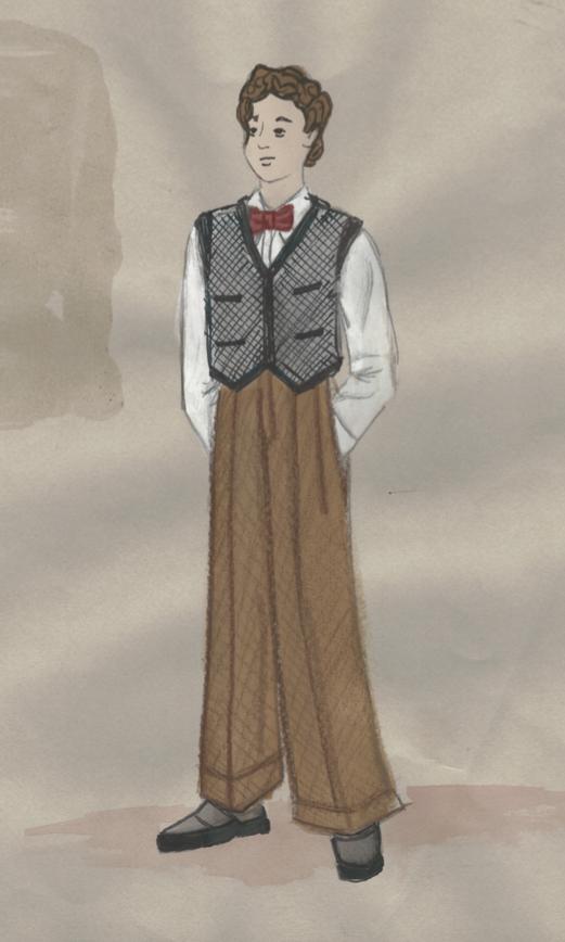 Young Gentleman Caller