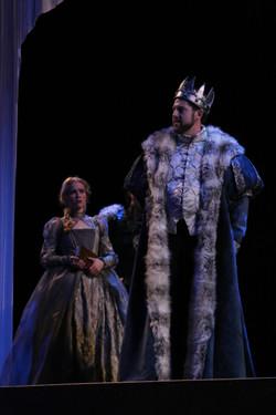 Ophelia & Claudius