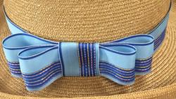 Hatband Option 1 - Double Bow