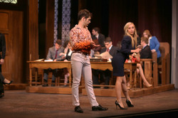Nikos & Elle - Legally Blonde