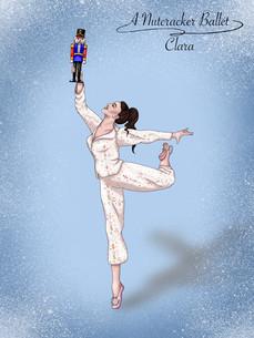 Sketch the Set Challenge - A Nutcracker Ballet