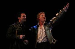 Polonius & Hamlet