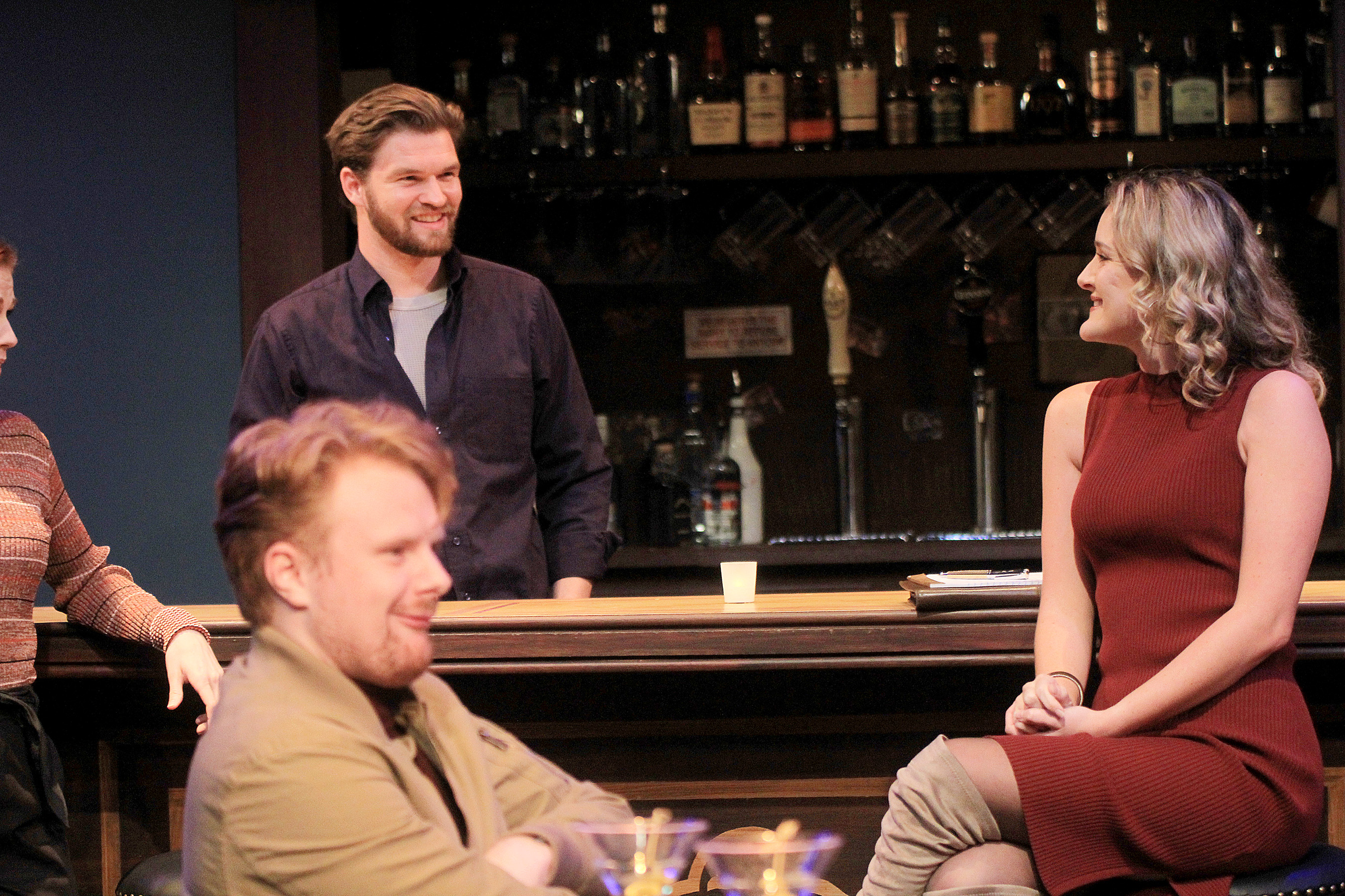 Nick, Ned, and Sam