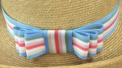 Hatband Option 4 - Triple Bow