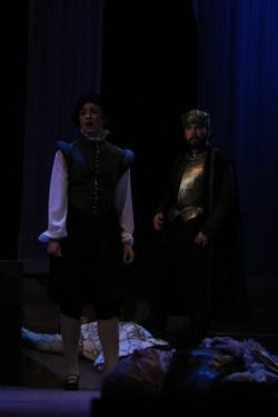 Horatio & Fortinbras